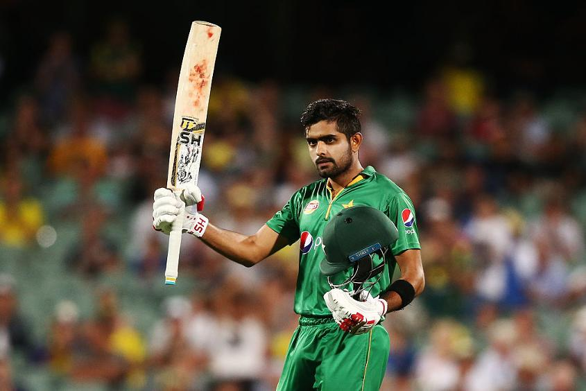 In the series against West Indies in the UAE, Babar Azam notched up three consecutive centuries, helping his side to a clean sweep