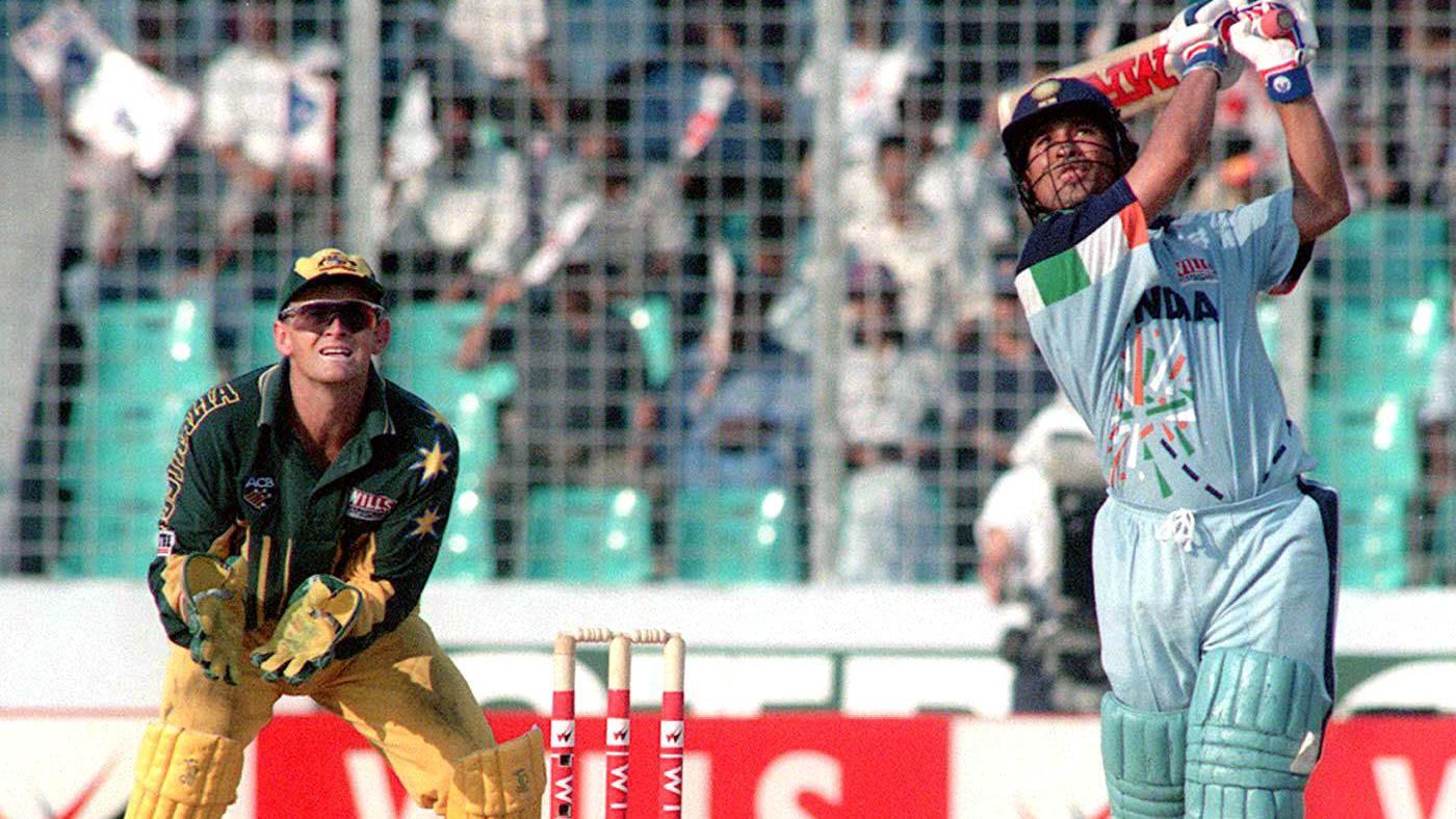 Image result for sachin tendulkar 141 vs australia 1998 dhaka