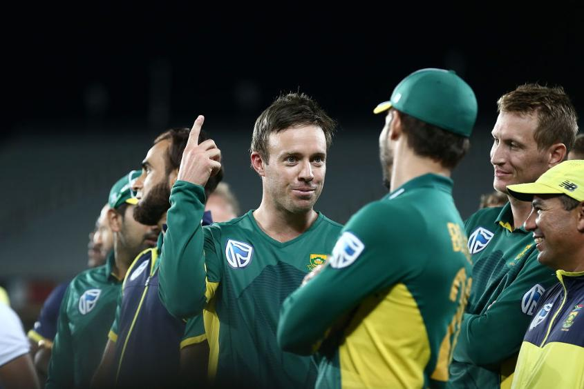 AB de Villiers hopes to finally land an ICC trophy with South Africa