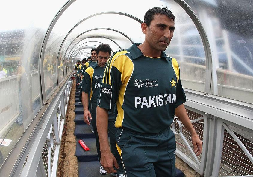 Younis Khan during Champions Trophy 2009