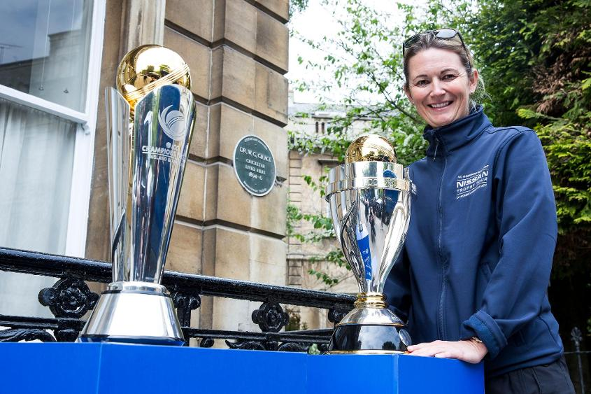 """""""Anya has been crucial to England's success over the last four or five years,"""" said Edwards, speaking on the Nissan Trophy Tour."""
