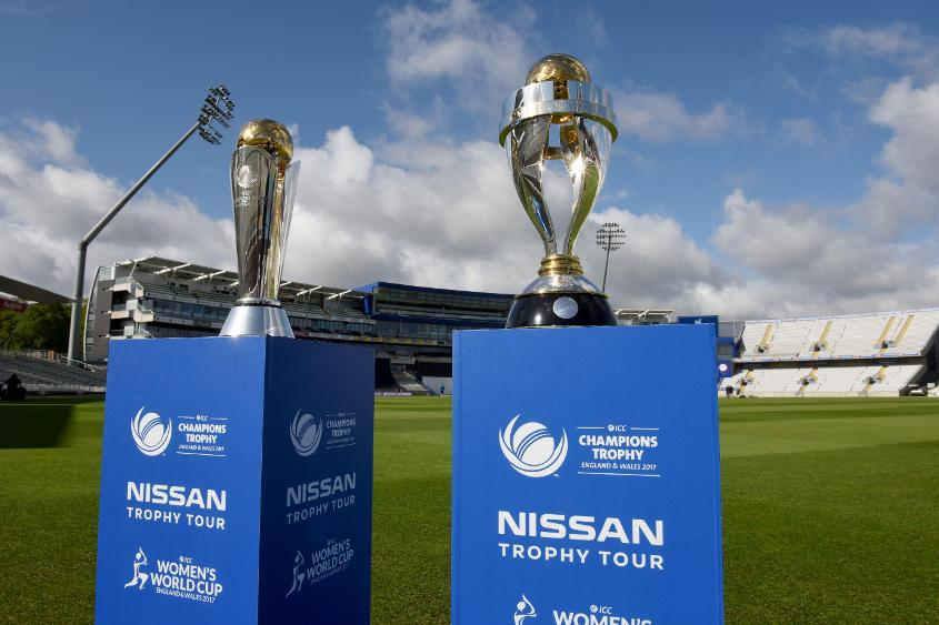 Veuve Clicquot To Partner ICC For Champions Trophy And Womens World Cup 2017