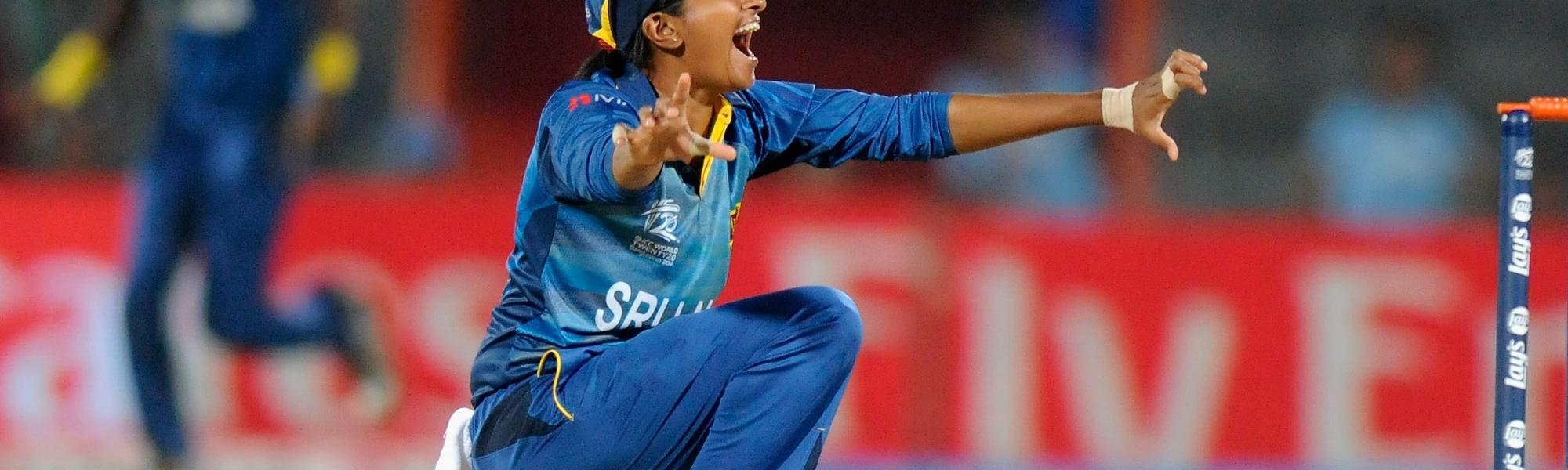 Sri Lanka Women's Shashikala Siriwardene