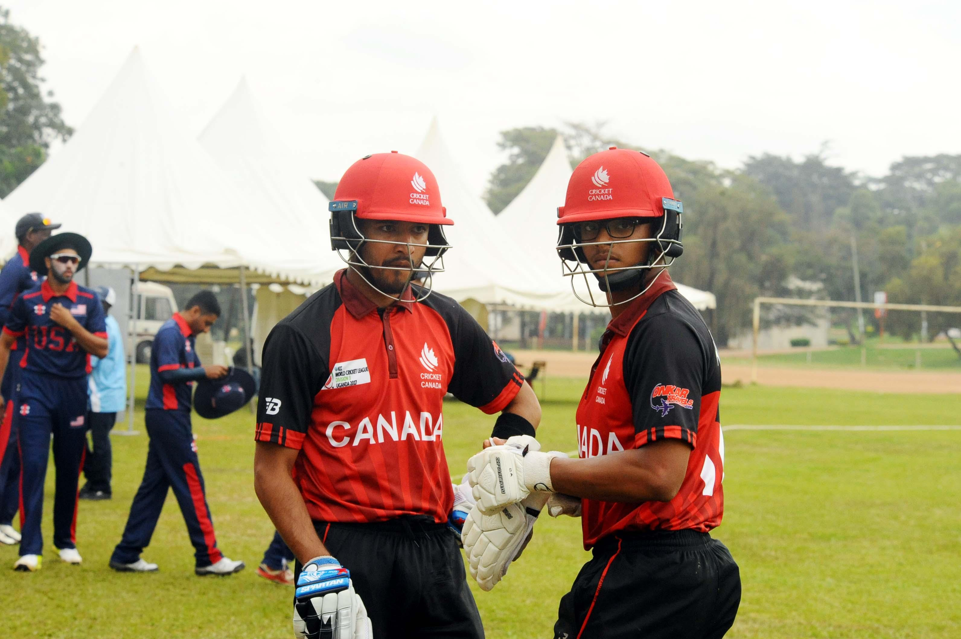 Canada And Oman Eye Promotion To Division 2