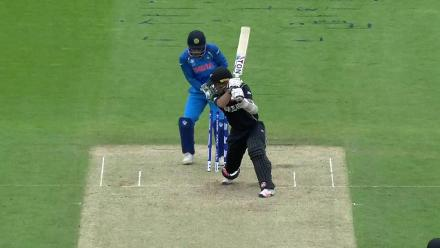 #CT17 Warm-up Ind v NZ - Ravindra Jadeja picks up two wickets