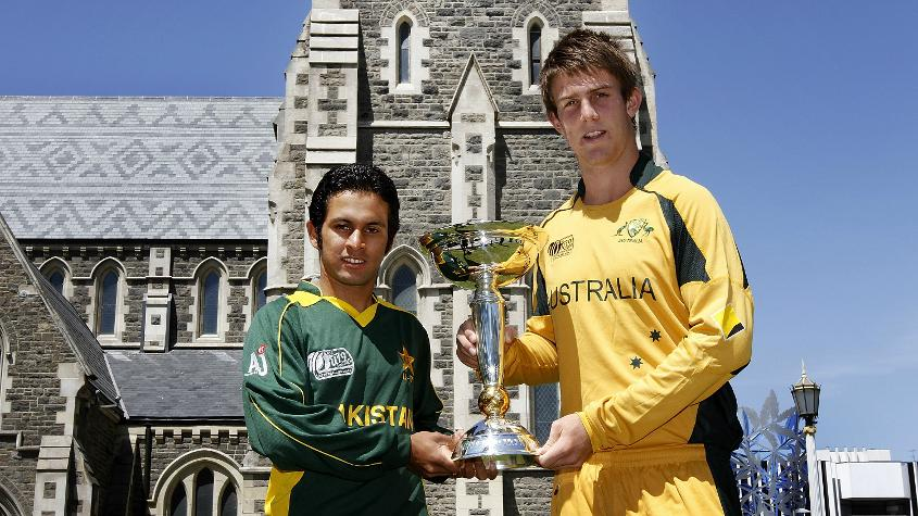 The last time New Zealand hosted the U-19 World Cup in 2010.