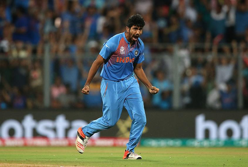 Jasprit Bumrah's profile is yet to go global.