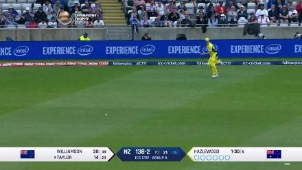 SUPER SHOTS: New Zealand Innings super shots