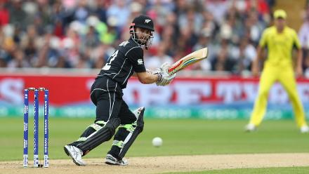 Kane Williamson broke the shackles for New Zealand with a flurry of boundaries