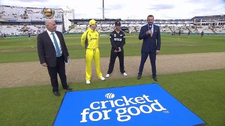 NZ v Aus - Toss, Pitch Report