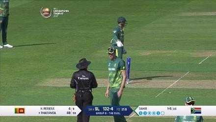 HIGHLIGHTS: Sri Lanka innings