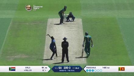 HIGHLIGHTS: South Africa innings