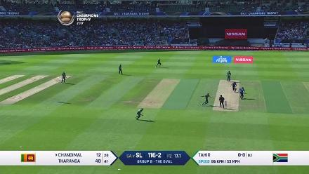 #CT17 Top five moments - Sri Lanka v South Africa