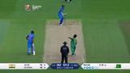 FIFTY: Shikar Dhawan brings up his half-century for India
