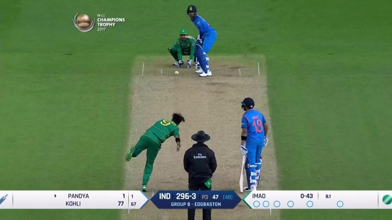 HIGHLIGHTS: India v Pakistan match highlights