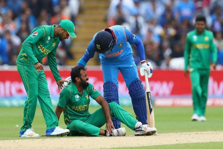 Kohli hails Yuvraj as India rout Pakistan