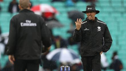 Australia came close to defeating Bangladesh, but the English weather was too tough an opponent to overcome.