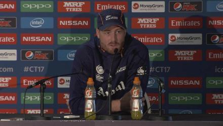 #CT17 Eng v NZ: Martin Guptill Pre-match Conference