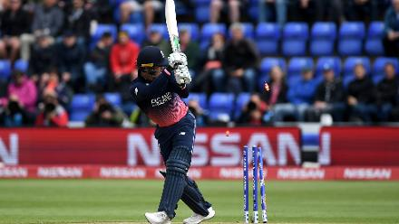Jason Roy isn't getting the runs he'd like at the moment, but at some point he will.