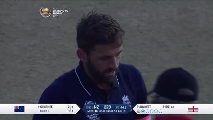 England Winning Moment