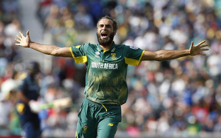 "Tahir's chest-thumping, badge-kissing love for South Africa is genuine, and he describes it as ""an absolute honour to play for this team"""