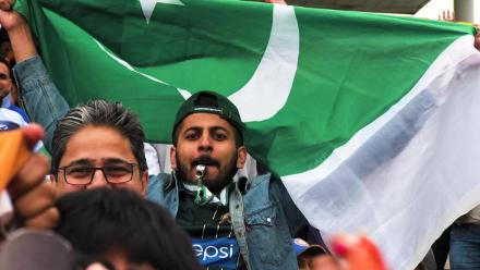 PAK v SA - Pakistan Fans Feature