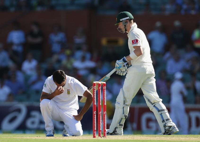 Things however didn't quite work out for Tahir, not in Test cricket anyway, culminating in a mauling at the hands of Michael Clarke and Michael Hussey in Adelaide in late 2012