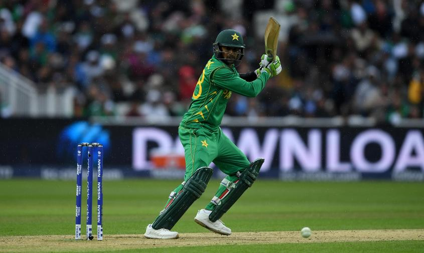 Shoaib Malik is one of only two players (the other being Mohammad Hafeez) to have played more than 100 ODIs for Pakistan ahead of the Champions Trophy.