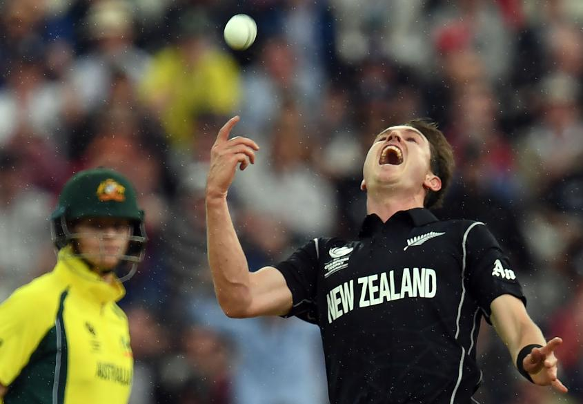 Adam Milne, although expensive, took three wickets against Australia in the previous game.