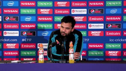 #CT17 NZ v Ban: Mashrafe Mortaza pre-match press conference