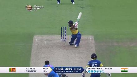 CAMEO: Asela Gunaratne 34 in 21 deliveries