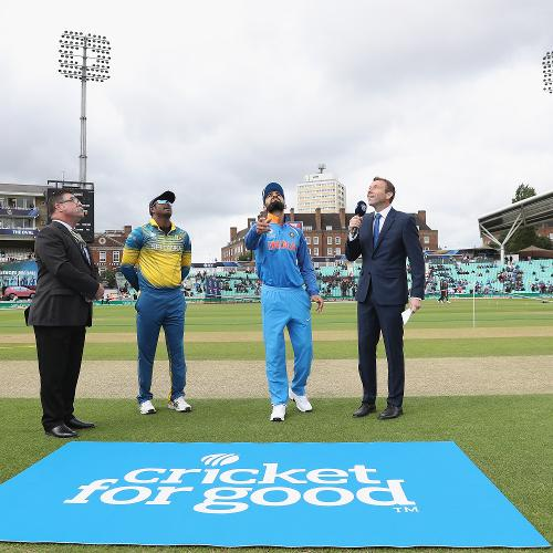 Angelo Mathews won the toss and chose to field first.