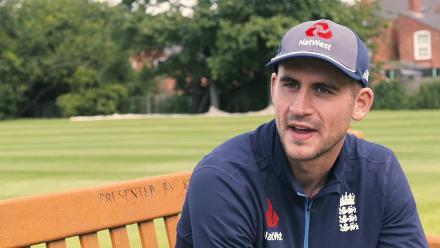 #CT17 ENG v AUS - Alex Hales Feature