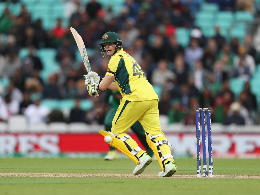 The Australia captain is his side's fulcrum at No. 3