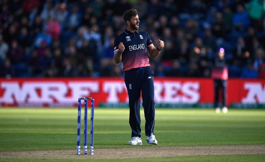 Plunkett has taken four wickets in each match of the tournament so far.
