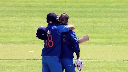 #CT17: IND v SA - Shikhar Dhawan Feature