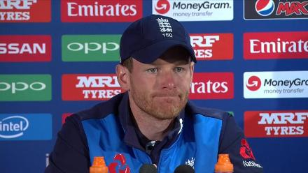 #CT17 ENG v AUS - Eoin Morgan Post-Match Press Conference