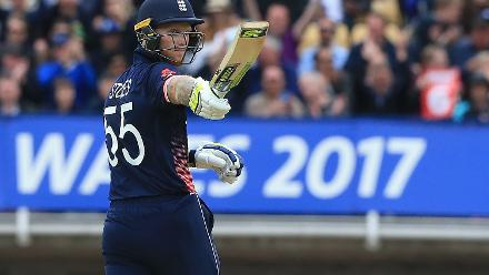 Ben Stokes also joined the party smashing boundaries all over the park, seizing the advantage from Australia.