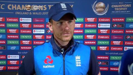#CT17 ENG v AUS - Captains Interview