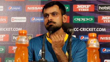#CT17 SL v PAK - Mohammad Hafeez Pre-Match Press Conference