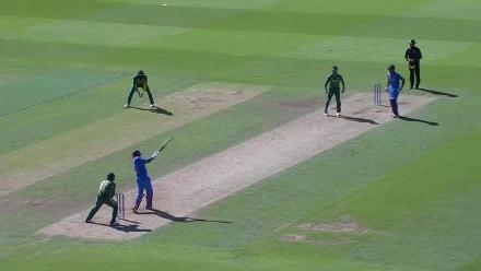 #CT17 IND v SA - India's wining moment