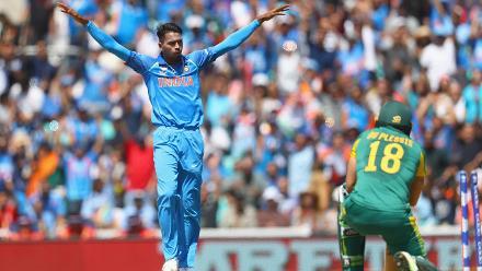 du Plessis wicket