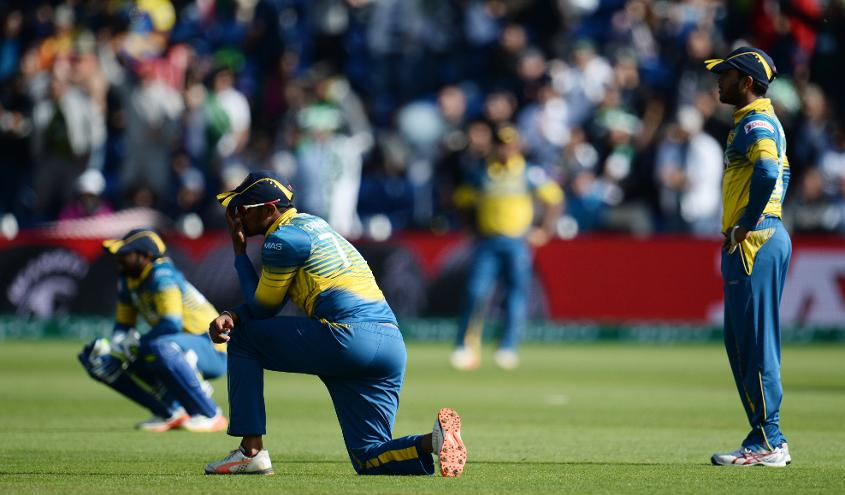 Sri Lanka missed far too many opportunities in the field.