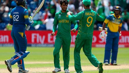 Hasan Ali has been a star for Pakistan in the tournament so far
