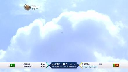 #CT17 SL v PAK: Match highlights