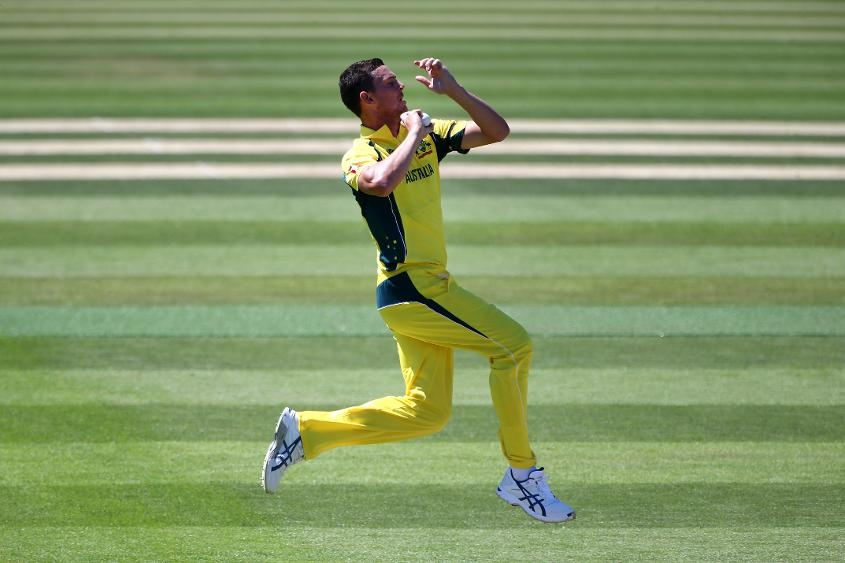 Josh Hazlewood is currently the leading wicket-taker in the tournament with nine wickets in three matches.