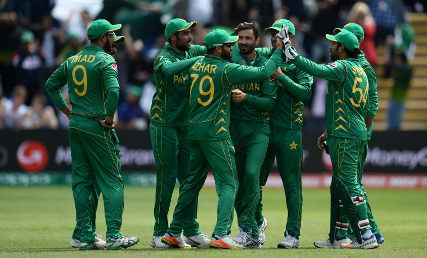 Eighth-ranked Pakistan opens up 14-point advantage over ninth-ranked West Indies.