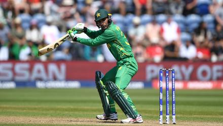 Fakhar Zaman's demeanour and approach at the crease is refreshing.
