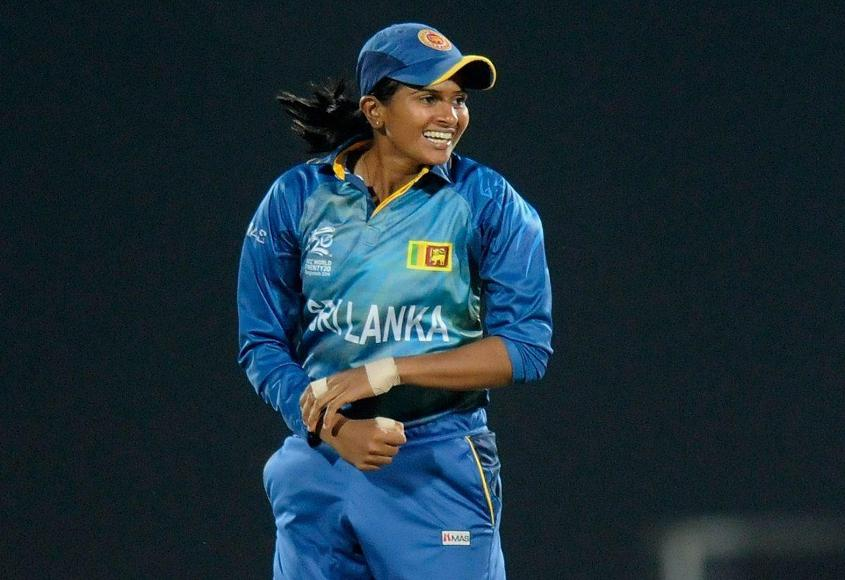 Siriwardene has picked up 106 wickets with her off-spin and is the first bowler from her country to breach the 100 wickets milestone in the shorter format of the game