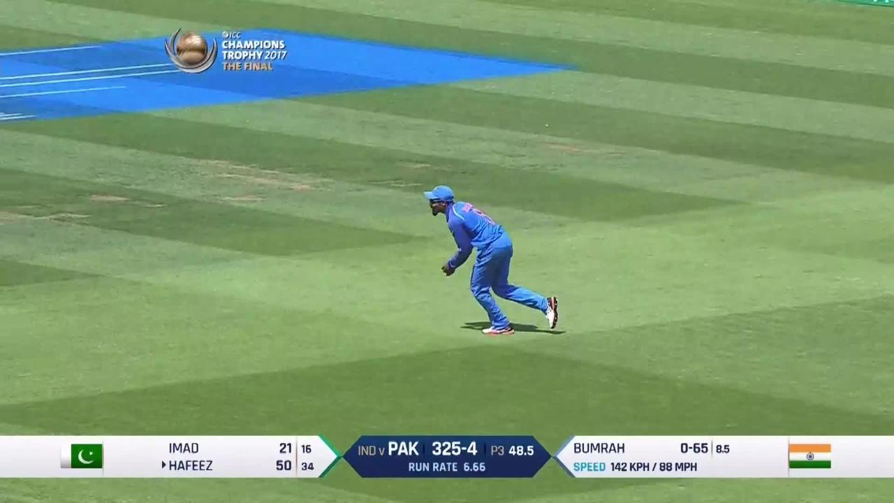 Video Re Live The Highlights Of Pakistan S Ct17 Triumph